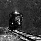 I hear the train a comin', It's rolling round the bend by jammingene