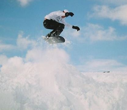 snow board by LauraO