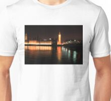 Big Ben And The Houses Of Parliament Unisex T-Shirt