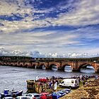 Berwick Old Bridge by Tom Gomez