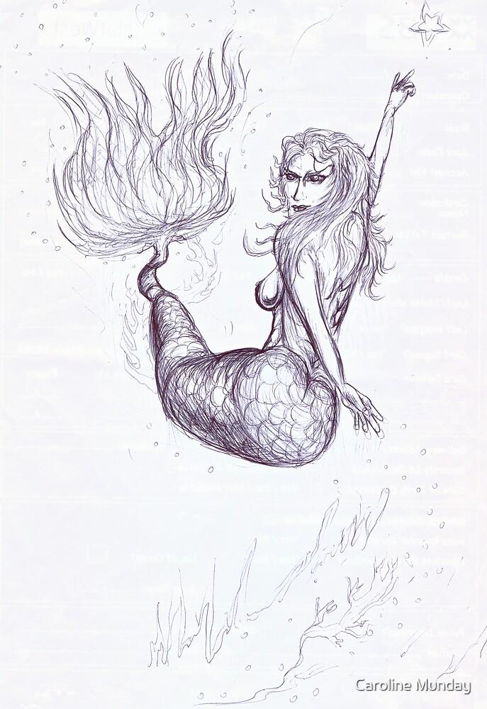 Mermaid by Caroline Munday