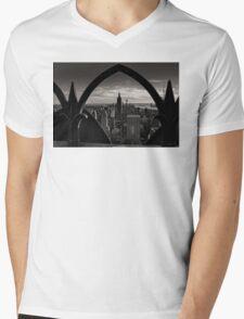 Empire State Building Mens V-Neck T-Shirt
