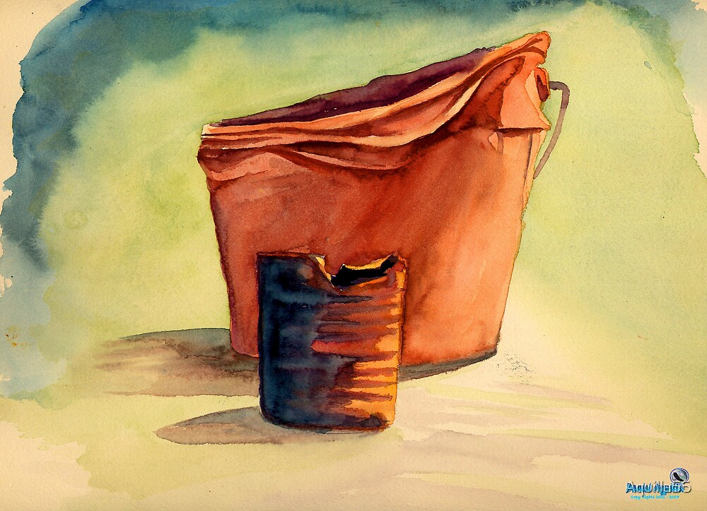 80cvcc Washed out bucket by Aquilla56