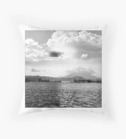 Island's Lair Throw Pillow