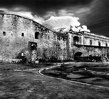 San Cristobal Fort by Sugarito