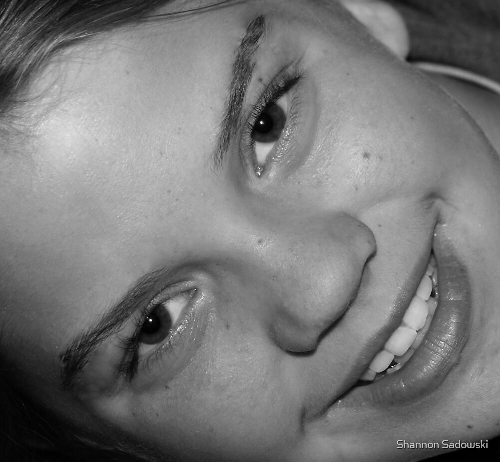 Brown Eyes---------- by Shannon Sadowski