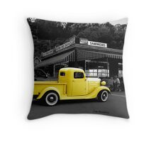 Nikki's~ Chattanooga, Tennessee  Throw Pillow
