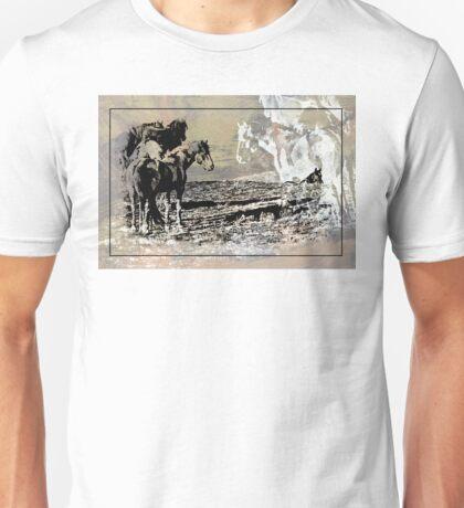 Dreams of Wild Horses Unisex T-Shirt