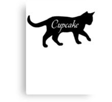 Carmilla the Cat Canvas Print