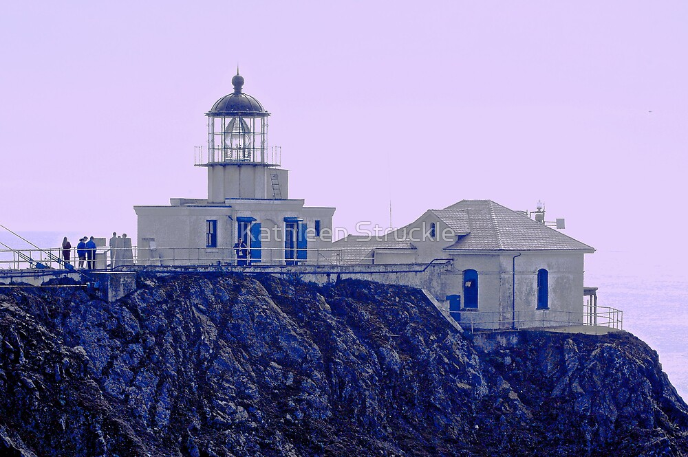 Bonita Lighthouse by Kathleen Struckle