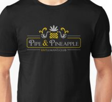 Pipe & Pineapple Unisex T-Shirt