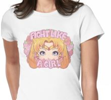 Usagi shirt Womens Fitted T-Shirt