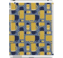 Retro Thermos Pattern iPad Case/Skin
