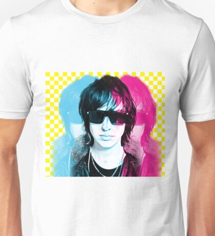 Julian Casablancas Wave Unisex T-Shirt