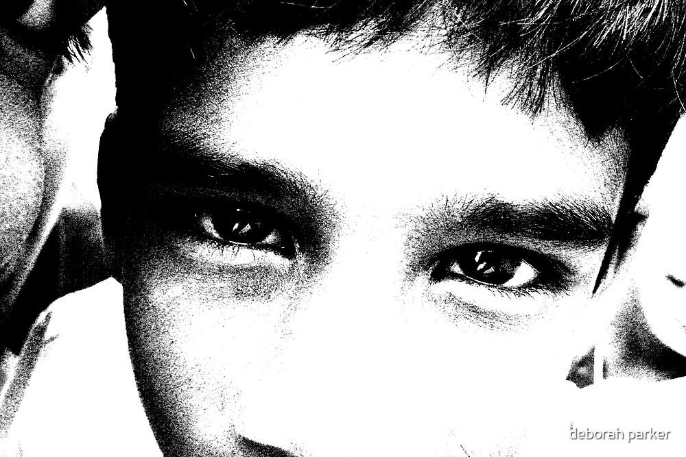 indian eyes by deborah parker