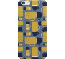 Retro Thermos Pattern iPhone Case/Skin