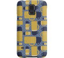 Retro Thermos Pattern Samsung Galaxy Case/Skin