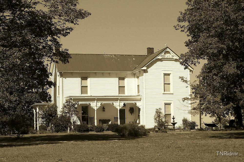 Old KY Home by TNRidrnr