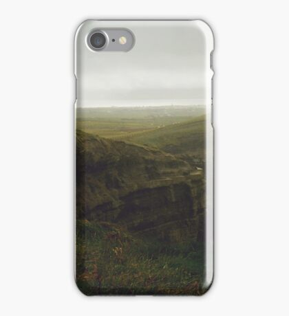 With the wind all around iPhone Case/Skin