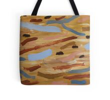 Brown Water 1 Tote Bag
