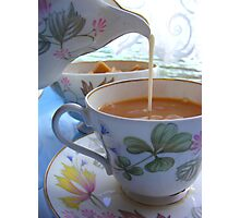 Fancy a cuppa? Photographic Print