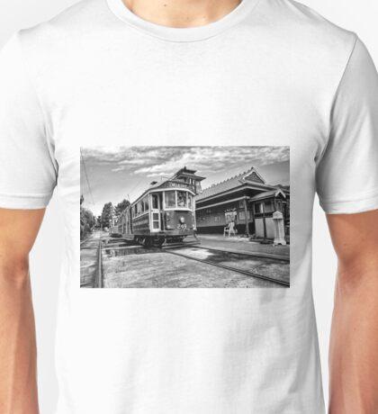 St. Kilda next stop. Unisex T-Shirt