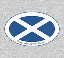 The Saltire  Baby Tee