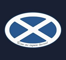 The Saltire  Kids Tee