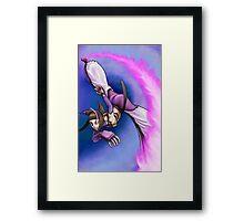 Street Fighter IV - Juli Framed Print