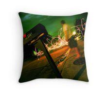 3327 Fairy Mail Throw Pillow