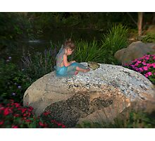 Sweet Serenity Photographic Print
