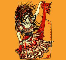 Gypsy dancer Unisex T-Shirt