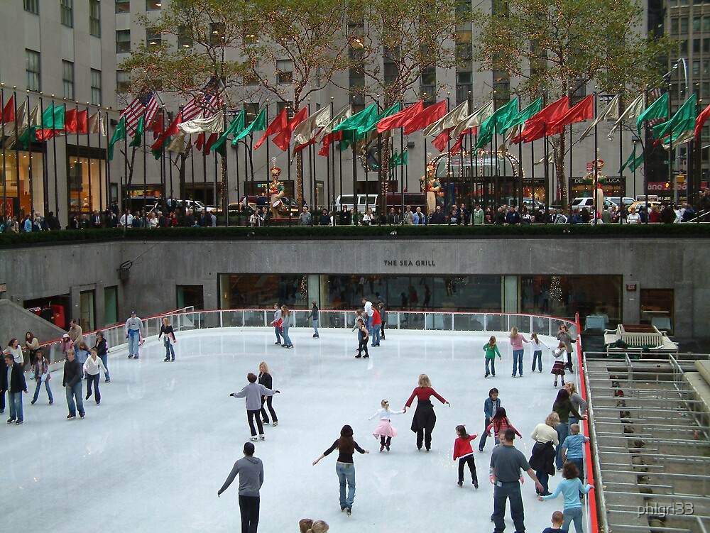 New York at the Holidays by phlgrl33