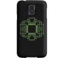 Electric Circuit Board Processor Samsung Galaxy Case/Skin