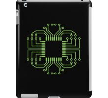 Electric Circuit Board Processor iPad Case/Skin