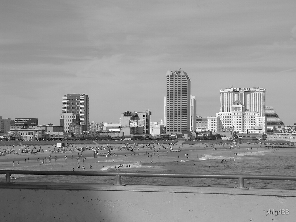 Atlantic City by phlgrl33