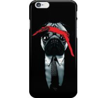 Maybe it's the PUG in me. iPhone Case/Skin