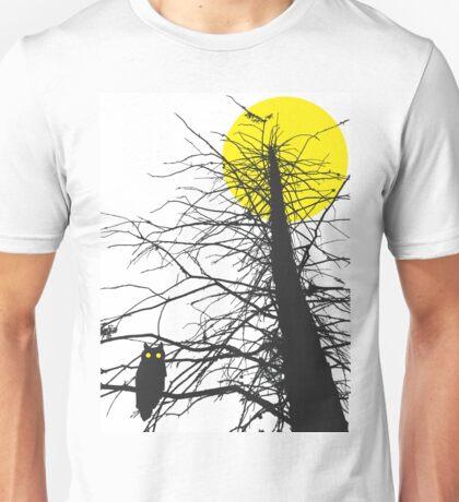 Owlish Unisex T-Shirt