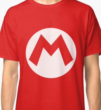 """M"" Logo Classic T-Shirt"