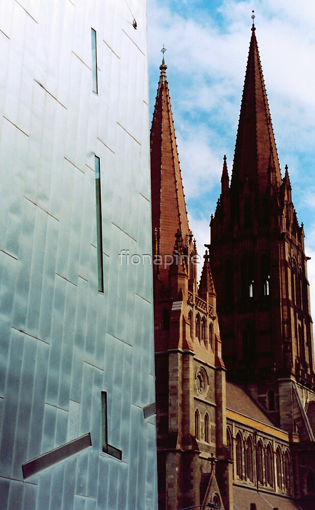 Federation square Melbourne by fionapine