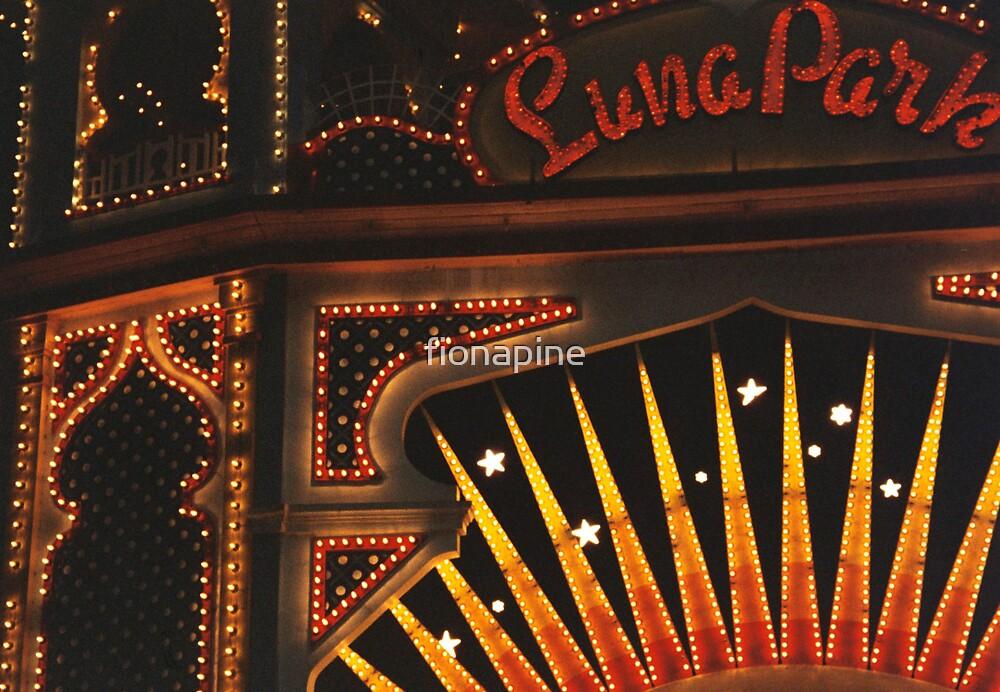 Luna Park - Melbourne by fionapine