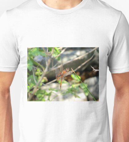 Jewelwing Dragonfly II  (1407070644VA) Unisex T-Shirt