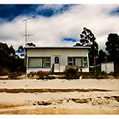 Absolute beach frontage by Melinda Kerr