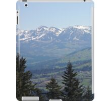 Alpine Mountain Range iPad Case/Skin