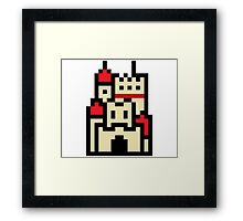 Just Another Castle. Framed Print
