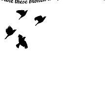 Blackbird by abibennett29