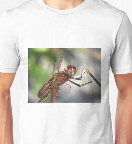 Jewelwing Dragonfly IV   (1407070671VA) Unisex T-Shirt