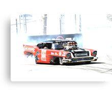 '57 Chevy Hot Rod Canvas Print