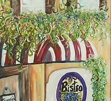 Gianni's Bistro by EloiseArt