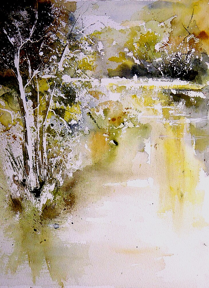 watercolor 4654 by calimero
